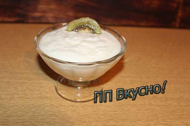 Сметана из закваски в домашних условиях пошаговый рецепт с фото