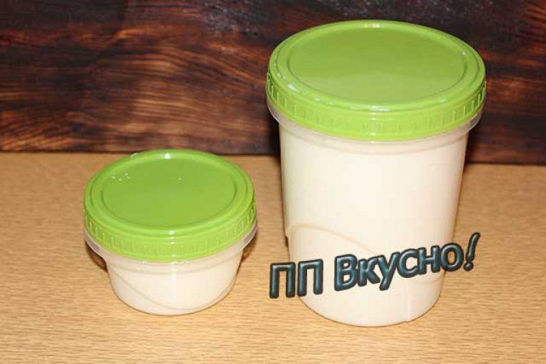 Как сделать йогурт из эвиталии в мультиварке
