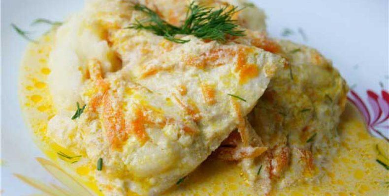 Морковь тушеная с луком рецепт с пошагово в духовке