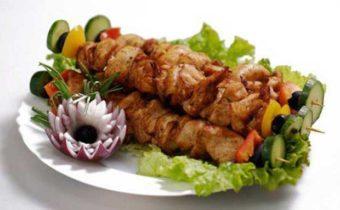 Как приготовить пп шашлык из курицы