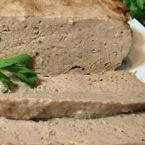 Суфле низкокалорийное из куриной грудки в духовке