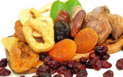 Сухофрукты, что разрешены при похудении