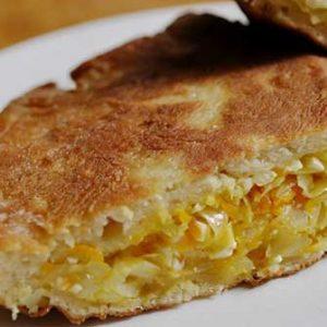 Секреты вкусной капустной пп-шарлотки на кефире