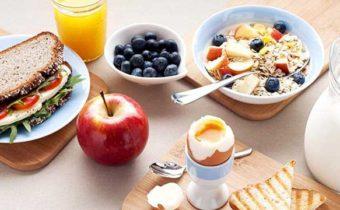 Что съесть на завтрак при пп: самые лучшие варианты