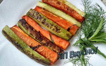 Как приготовить разные палочки из овощей