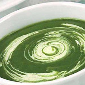 Крем-суп из шпината: рецепты супа-пюре из замороженного и свежего шпината