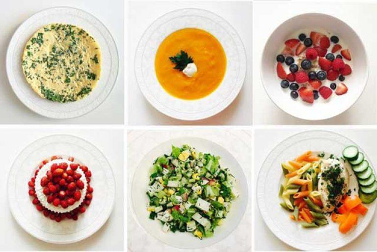 Простые рецепты диетического питания