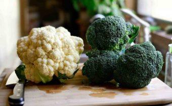 Все способы заморозки цветной капусты и броколи