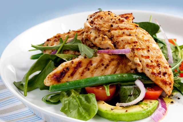 Калорийность ужина при похудении