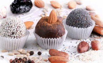 Лучшие рецепты домашних полезных конфет