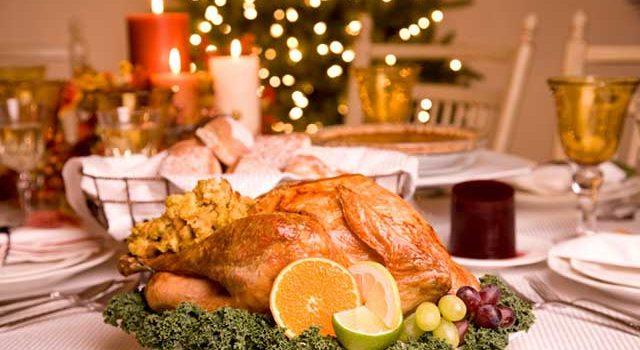 Новогоднее пп-меню с рецептами