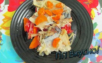6 способов, как приготовить вкусно в духовке овощи и рыбку-скумбрию