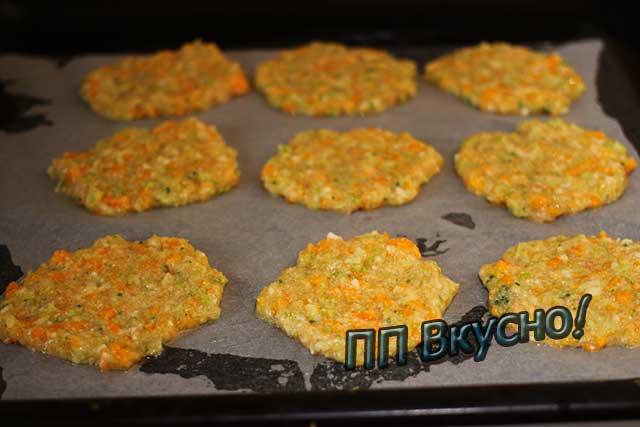 Оладьи из куриной грудки: пп-рецепты с калорийностью