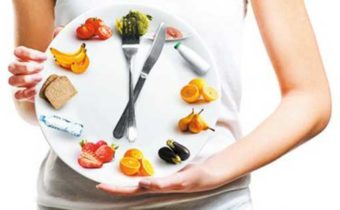 Меню правильного питания с расчетом калорий