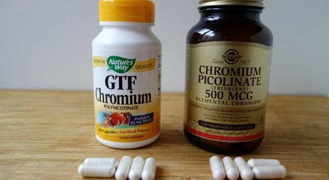 Пиколинат хрома для похудения обман или эффективный препарат