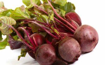 Диетический салат из свеклы вареной или сырой