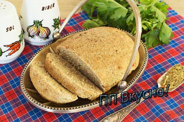 Печем сами правильный хлеб из овсяной муки в духовке или хлебопечке