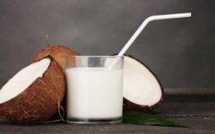 РЕцепты приготовления домашнего кокосового молока