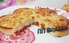 Как приготовить вкусный диетический пирог без сахара из овсяной муки