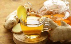 Имбирныцй чай для пп-похудения и не только