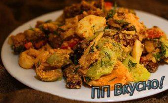 Просты и вкусные салаты из куриной грудки