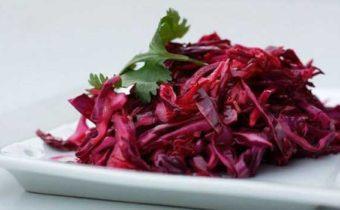 Лучшие пп-варианты салатов из свежей свеклы