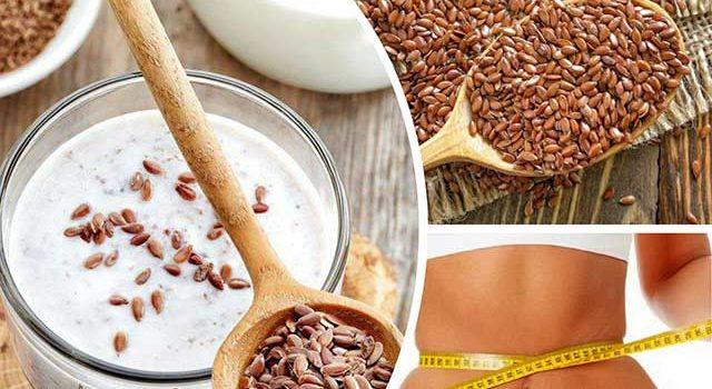 Льняные семена для детокса и пп-похудения