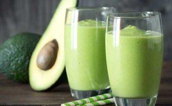 КАк приготовить диетические авокадовые смузи
