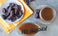 Полезные свойства и рецепт приготовления сиропа из финика