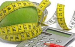 Как расчитатть онлайн КБЖУ для похудения