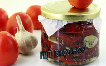 Как вялить правильно помидоры в сушилке для овощей и фруктов