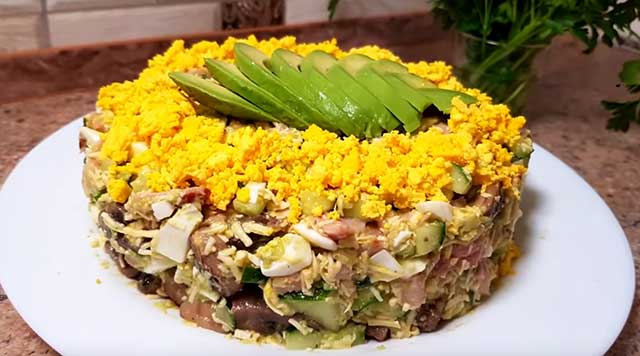 ТОП-15 ПП салатов на Новый год 2021 — яркие новинки из простых продуктов