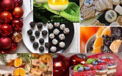 Рецепты пп-вкусняшек на Новый год