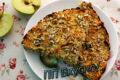 КАк приготовить диетическую шарлотку с яблоками