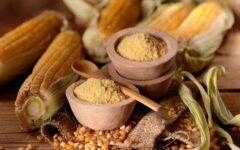 Мука из кукурузы для правильного питания