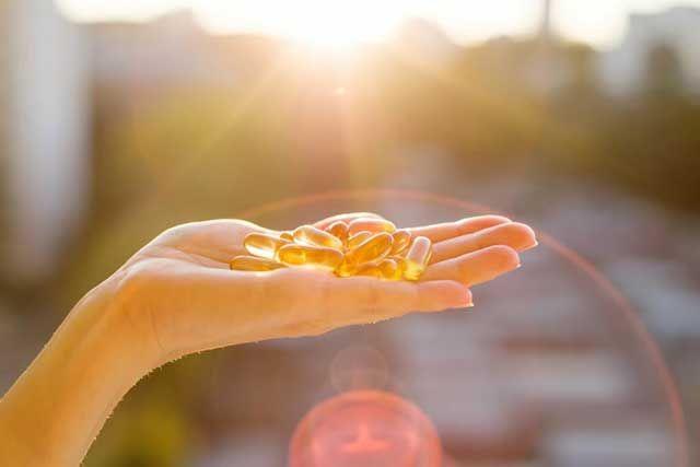 Витамин на солнце