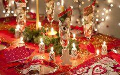 Новогоднее пп-застолье