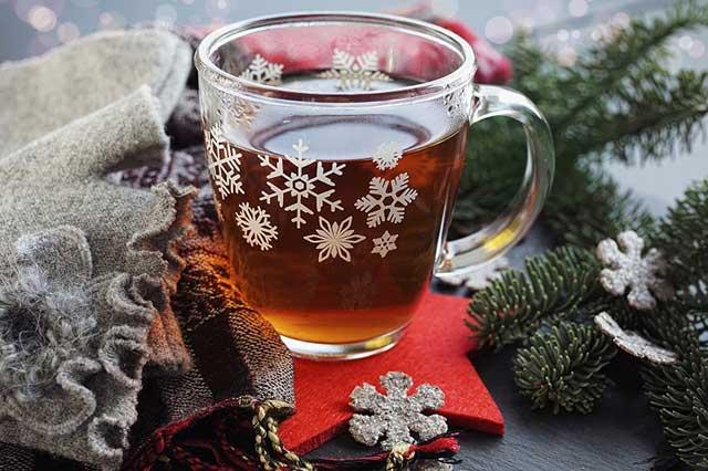 Глинтвейе новогодний безалкогольный