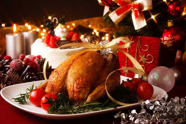 Курица к Новому году