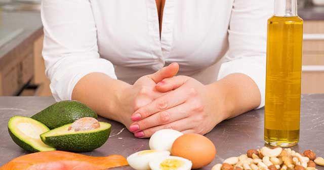 Польза жиров при диете