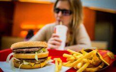 Калорийность блюд Макдональдса