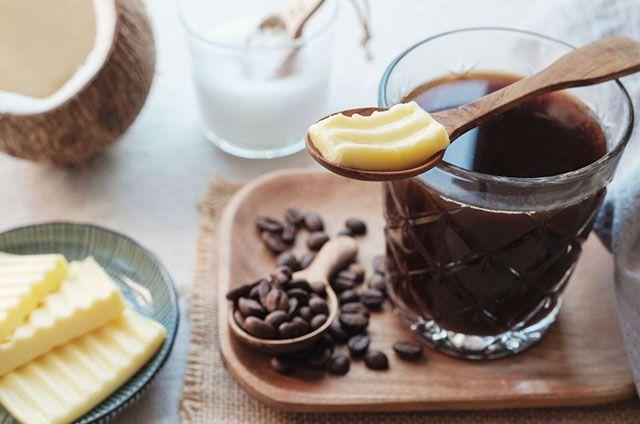Кофе с маслом мст